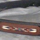 Wrangler Concha style belt 40/100 Mexico