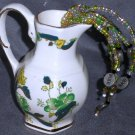 Small Vase England Faith Love Peace Hope