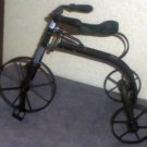 Cast Iron Decorative Tricycle