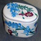 R B Bernarda Floral large trinket box