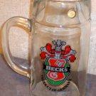 Becks Beer Stein Austria
