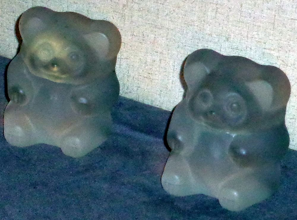 Pair of Teddy Bear Bookends Imperial by Lenox