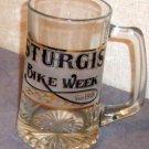 Sturgis Bike Week Mug Motorcycle Crystal