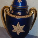 Andrea by Sadek hand painted Urn star