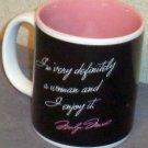 Marilyn Monroe Woman Mug Enjoy