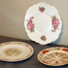 Three collector plates Boote Lahore Princess House Elizabethan