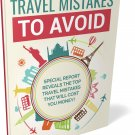 Travel Mistakes To Avoid (pdf)