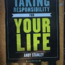 Taking Responsibility For Your Life - Andy Stanley - NEW Free Shipping!