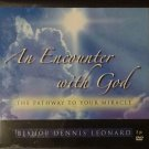 An Encounter With God - 8 Teachings on 4 DVDs - NEW