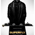 Superfly - Original Double Sided Theatrical Poster - New - Free Shipping!