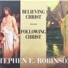 Believing Christ, Following Christ - New w/Free Shipping