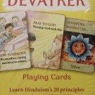 DEVATREK - Hindu Playing cards - New w/Free Shipping