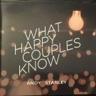 What Happy Couples Know by Andy Stanley - New - 4 Disc set - Free Shipping!