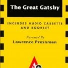 The Great Gatsby : A Study Guide on Audio Cassette and Booklet