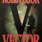 Vector by Robin Cook - Audiobook on 4 cassettes- RARE! Free Shipping
