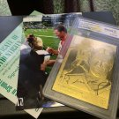 Rare Tom Brady Autographed Card with Picture and COA