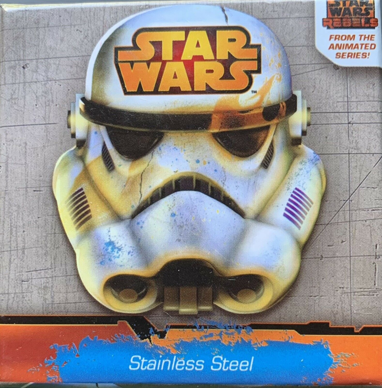Star Wars Stainless Steel Neckless
