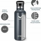 Vmini Water Bottle - Standard Mouth Stainless Steel & Vacuum Insulated Bottle