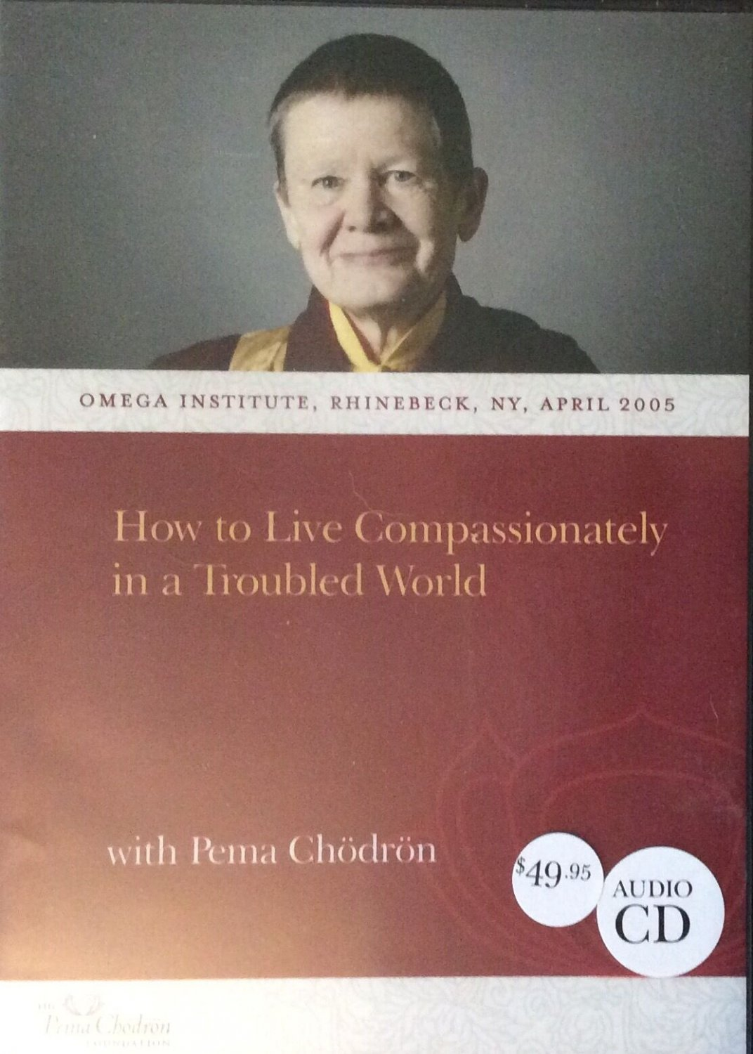 How to Live Compassionately in a Troubled World - NEW!