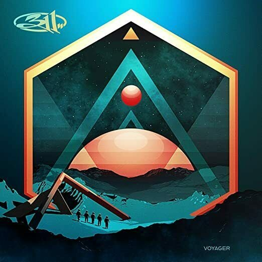 Voyager by 311 - New!
