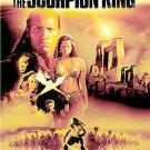 The Scorpion King (DVD, 2002, Full Frame)