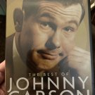 The Best of Johnny Carson The early years DVD 2 Disc Set 2010