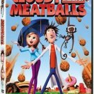Cloudy With A Chance Of Meatballs - 2 Disc DVD Set - Like New - FREE Shipping!
