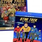 Star Trek The Animated Series - Blu Ray - plus Star Trek Continues!