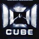 Cube - Full HD BluRay - Rare!