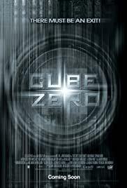 Cube : Zero - RARE BluRay