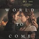 The World To Come - BluRay