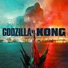 Godzilla Vs Kong - Blu Ray