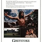 Greystoke Legend of Tarzan - Blu Ray