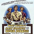Davy Crockett And The River Pirates - Blu Ray