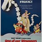 One Of Our Dinosaurs Is Missing - DVD - Disney