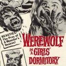 Werewolf In A Girls Dormitory - DVD