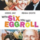 With Six You Get Eggroll - Blu Ray