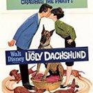 Ugly Dachshund - Blu Ray - Disney
