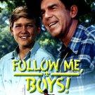 Follow Me, Boys - 1966 - Blu Ray - Disney