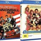 Cannonball Run 1 & 2 - 2 Disc Set - Blu Ray