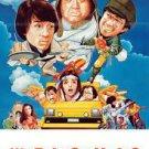 Wheels on Meals - Rare Jackie Chan Film - Blu Ray