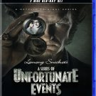 A Series Of Unfortunate Events - Complete Series - Blu Ray
