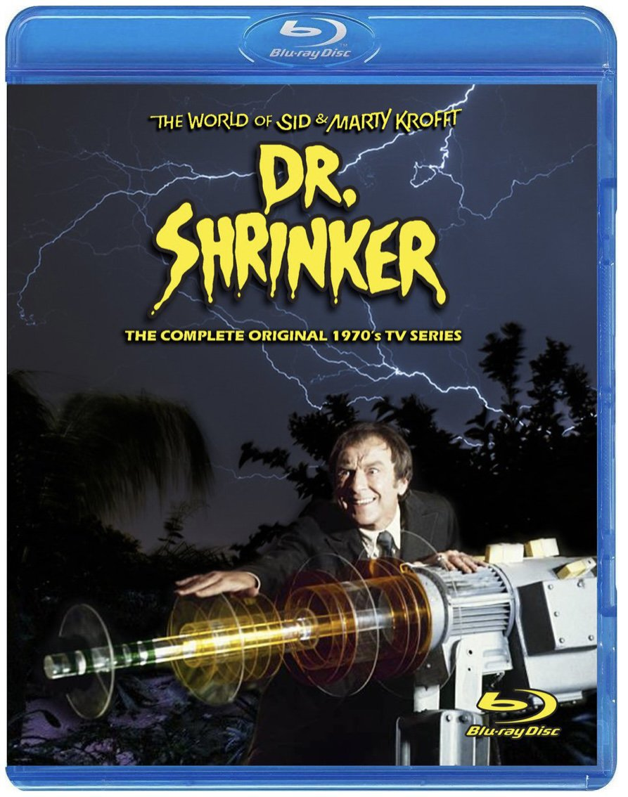 Dr. Shrinker! - Complete Series - Blu Ray