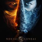Mortal Combat 2021 - Blu Ray