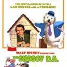 The Shaggy D.A. - RARE Blu Ray