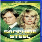 Sapphire And Steel - Complete Series - Blu Ray
