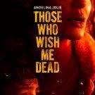 Those Who Wish Me Dead - Blu Ray