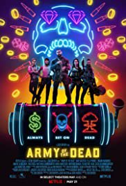 Army Of The Dead - Blu Ray