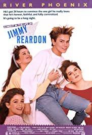 A Night In The Life Of Jimmy Reardon - RARE Blu Ray!