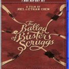 The Ballad of Buster Scruggs - Blu Ray
